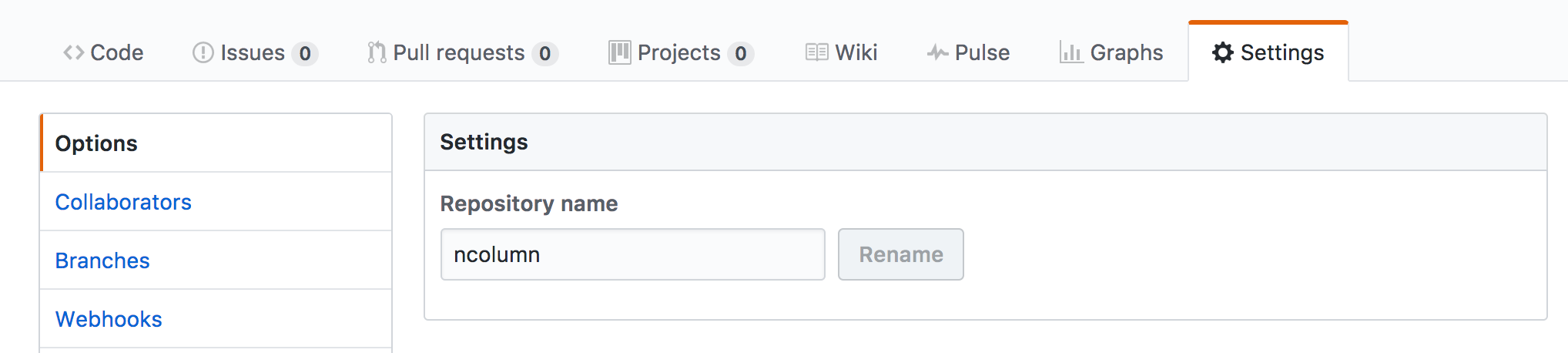 GitHub Pagesの設定画面_01